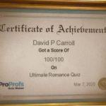 Profile picture of David P Carroll